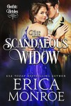 The Scandalous Widow - Erica Monroe