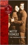 The Marriage Profile - Metsy Hingle