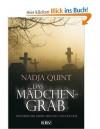 Das Mädchengrab - Nadja Quint