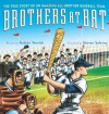 Brothers at Bat: The True Story of an Amazing All-Brother Baseball Team - Audrey Vernick, Steven Salerno