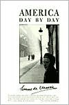 America Day by Day - Simone de Beauvoir, Carol (Translator) Cosman, Carol Cosman, Douglas G. Brinkley