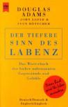 Der tiefere Sinn des Labenz - Douglas Adams, Sven Böttcher, John Lloyd