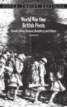 World War One British Poets: Brooke, Owen, Sassoon, Rosenberg and Others (Unabridged) - Candace Ward