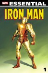 Essential Iron Man, Vol. 1 - Stan Lee;Larry Lieber