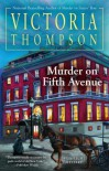 Murder on Fifth Avenue (Gaslight Mystery) - Victoria Thompson