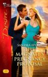 The Magnate's Pregnancy Proposal - Sandra Hyatt