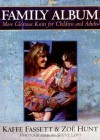 Family Album: More Glorious Knits for Children & Adults: More Glorious Knits for Children & Adults: More Glorious Knits for Children & Adults (Taunton Books & Videos for Fellow Enthusiasts) - K FASSETT