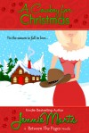 A Cowboy For Christmas A Between the Pages Novella - Jennie Marts