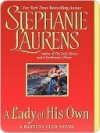A Lady of His Own (Bastion Club, #3) - Stephanie Laurens