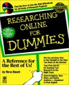 Researching Online for Dummies - Reva Basch