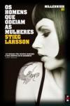 OS Homens Que Odeiam as Mulheres (Portuguese Edition) - Stieg Larsson