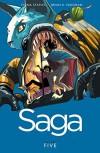 Saga Vol. 5 - Fiona Staples, Brian K. Vaughan