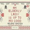 An Elderly Lady Is Up To No Good - Helene Tursten, Suzanne Toren