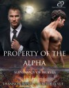 Property of the Alpha - Shannon West, Victoria  Sue