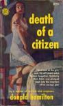 Death of a Citizen - Donald Hamilton