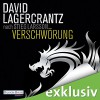 Verschwörung (Millennium 4) - David Lagercrantz, Dietmar Bär, Deutschland Random House Audio