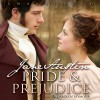 Pride and Prejudice - Jane Austen, Carolyn Seymour