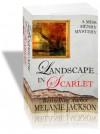 Landscape in Scarlet (Miss Henry Cozy Mysteries Book 2) - Melanie Jackson