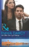 An Offer She Can't Refuse - Emma Darcy