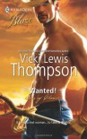 Wanted! - Vicki Lewis Thompson