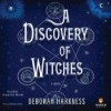 A Discovery of Witches (All Souls Trilogy, #1) - Deborah Harkness,  Jennifer Ikeda