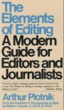 The Elements of Editing - Arthur Plotnick