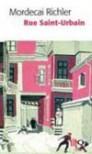 Rue Saint-Urbain - Mordecai Richler
