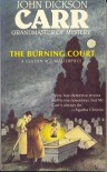 The Burning Court - John Dickson Carr