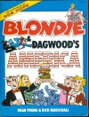 Blondie & Dagwood's America - Richard Marschall, Dean Young, Chic Young
