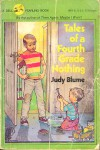 Tales of a Fourth Grade Nothing (paperback) - Judy Blume