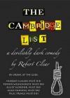 The Cambridge List - Robert Clear