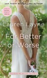 For Better or Worse (Wedding Belles Book 2) - Lauren Layne