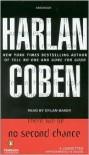 No Second Chance  abridged cassette - Harlan Coben, Dylan Baker