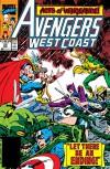Avengers West Coast (1985-1994) #55 - John Byrne, John Byrne