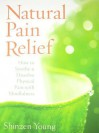Natural Pain Relief: How to Soothe & Dissolve Physical Pain with Mindfulness [With CD (Audio)] - Shinzen Young