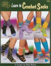 Learn to Crochet Socks - DRG Publishing, DRG Publishing, American School of Needlework Staff, DRG