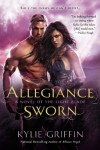 Allegiance Sworn - Kylie Griffin