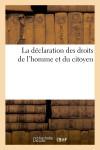 Déclaration des droits de l'homme et du citoyen - Assemblee constituante
