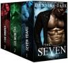 The Seven Series Boxed Set: Books 1-3 - Dannika Dark