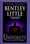 University - Bentley Little