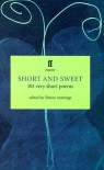 Short and Sweet: 101 Very Short Poems (Faber Poetry) -