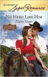 No Hero Like Him - Elaine Grant