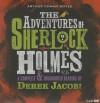 The Adventures of Sherlock Holmes - Derek Jacobi,  Arthur Conan Doyle