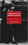 A Memoir of the Warsaw Uprising - Miron Bialoszewski,  Madeline Levine (Translator)