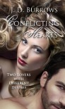 Conflicting Hearts - J. D. Burrows