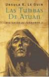 Las tumbas de Atuan (Historias de terramar, #2) - Ursula K. Le Guin