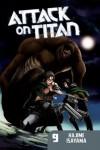 Attack on Titan 9 - Hajime Isayama