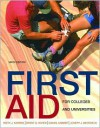 First Aid for Colleges and Universities (9th Edition) - Keith J. Karren, Daniel Limmer, Brent Q. Hafen