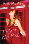 Light My Fire  - Katie MacAlister, Barbara Rosenblat