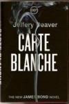 Carte Blanche - Jeffery Deaver